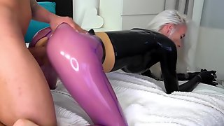 Fuck This German Latex Bitch ( N-r )