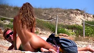 Collection Of Wonderful Asses On The Beach PART 1