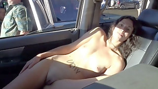 Hidden Cam And Flashing Compilation 2