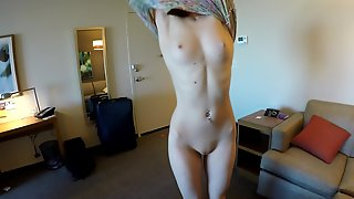 Amateur Girl Alice Green Gets Rammed In POV