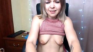 Shriveled Puffy Nipples Pussy Play