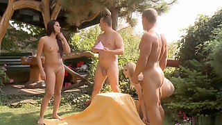 Outdoor Pleasure Games 3 Scene 1