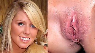 Faces And Vaginas Of 320 Girls