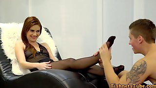 Luciana Gets Screwed By Thomas Long