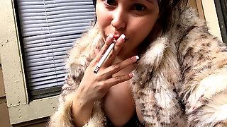 Di Smoking In Wool