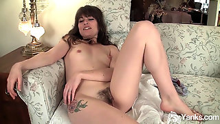 Uber-cute Titted Indica Jerking