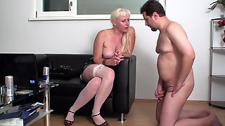 Nylon Girls Humiliate Slaves