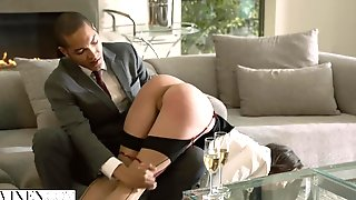 Sexy Real Estate Agent Jade Nile Gets Punished