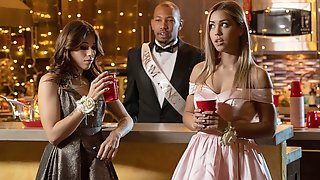Alina Lopez & Isabel Moon In Prom Night Revenge: Part 3 - BabesNetwork
