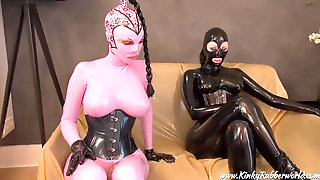 5 Rubber Hookup Show For The Mistress
