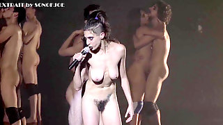 Bare On Stage