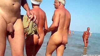 Close Up Pussy Nudist Milfs Voyeur Video