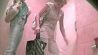 Toilet Pinkish Apartment