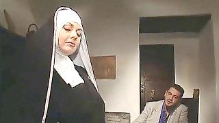 Sister Jessica Is A Vicious Nun!