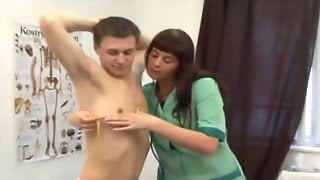 Guy Medical Exam For College College Girl Boy