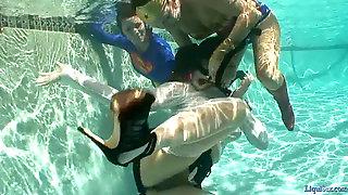 Underwater Hero Part 1