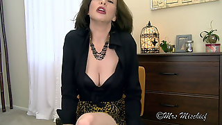 Luving (step)Mother Instructs You To Ejaculate - Pov Taboo Milf Fantasy