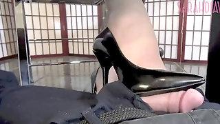 Shoejob Under Table