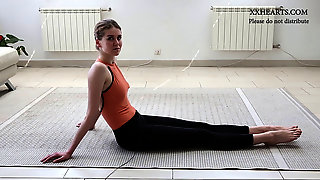 Dancer Instructing Heartbeat