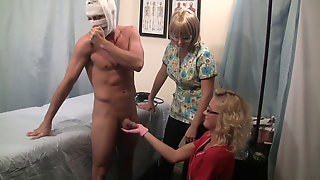 Prostate Exam Becomes A Climax Treatment