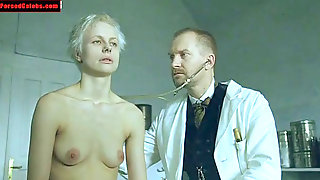 Medic Who Enjoys To Penetrate Insane Patients Woman