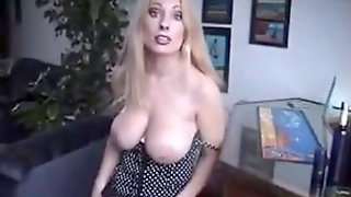Buxomy Mature Gives Masturbate Off Directions - By TLH