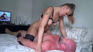 Cowgirl Complitation By Inexperienced Swedish Duo -RealisticSexCouple