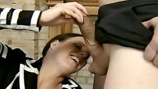 Classic Mature Porno - Finnish