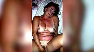Amy Handballing, Sucking And Providing Birth To Astroglide Bottle
