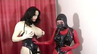 Rubber Dildo Dolls