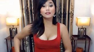 Japanese Tranny Self Sucking Cam Display