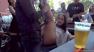 Fetish Liza Adores Everything About Humiliation And BDSM Games