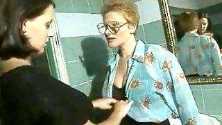 Hot Retro Porn Video With MILF Pornstars