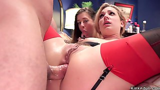 Ballerina And Maid Are Butt Sex Copulated Bdsm