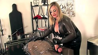 Rubber Sack Milking