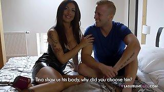 Large Tits Pornstar Priscilla Salerno In Behind The Scenes