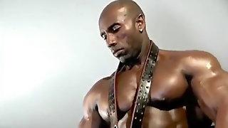 Mature Daddy Black Bodybuilder Part Two Of 2
