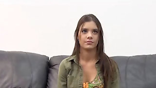 Creampie 4 Teenager On Casting Bed