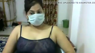 Indian Webcam Aunty-2