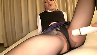 Stockings Stewardess