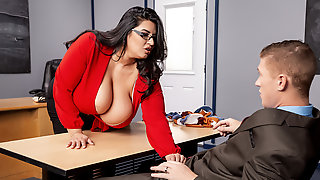 Disciplinary Action Free Video With Sofia Rose - BRAZZERS