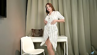Wild Passion Of Seductive Mature Housewife Tanya Foxxx