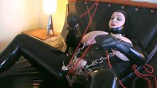 Big Tits Pierced Pussy Tortoure Stretch Wet Hot Mom Slave