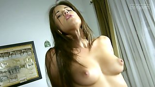 Caprice Rides The Sybian For A Massive Orgasm