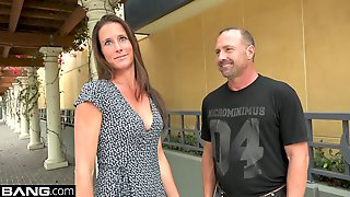 Sofie Marie Cuckholds Her Husband And Gets A Massive Dick Pounding