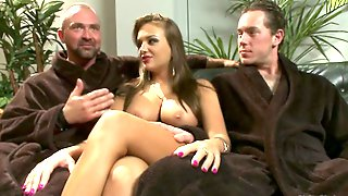 Nika Noire Dominates Her Cheating Husband