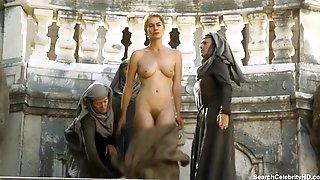 Game Of Thrones Star Lena Headey Nude Scene