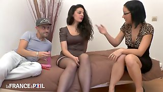 Glorious Melissa Gets Her Ass Fisted In Rough Threesome