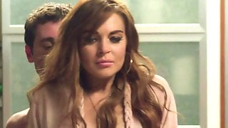 Lindsay Lohan And James Deen Erotic Scenes