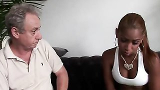 Katia De Lys Cuckolds Her Husband With His Sports Coach.